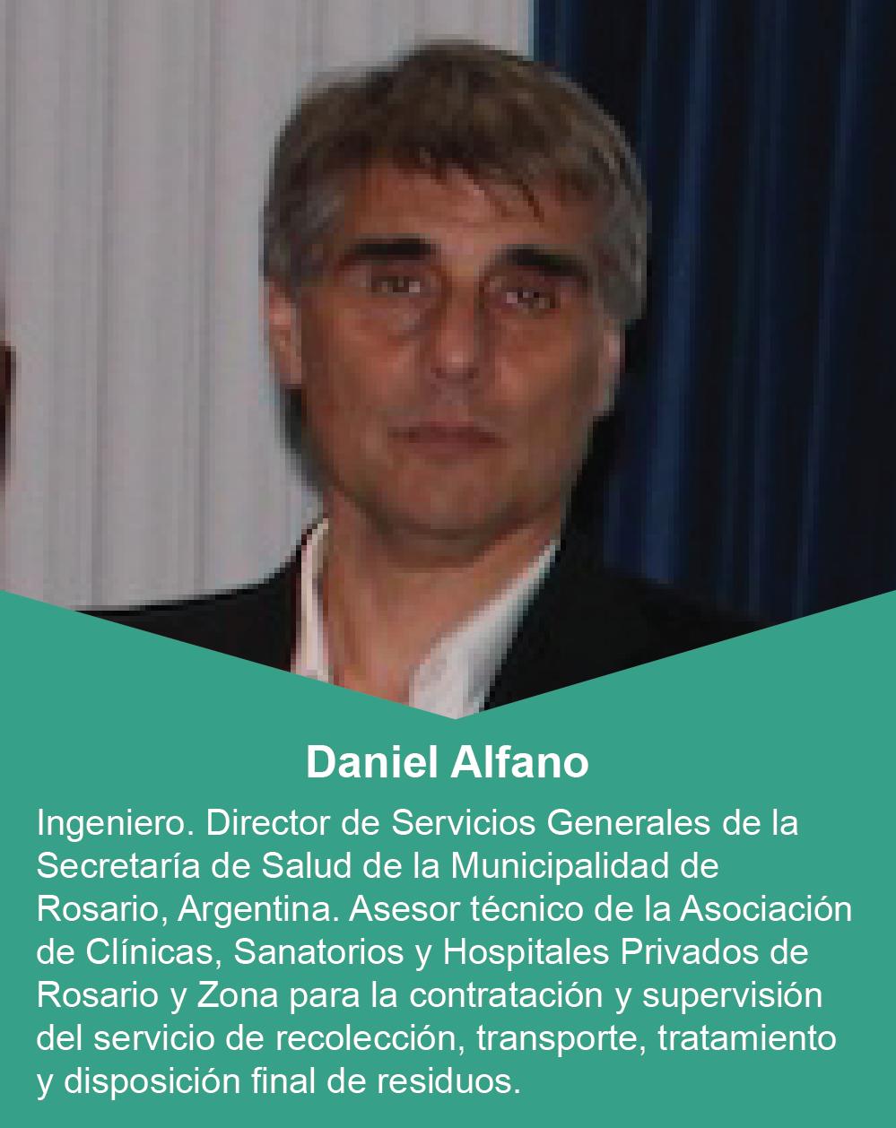 Daniel Alfano